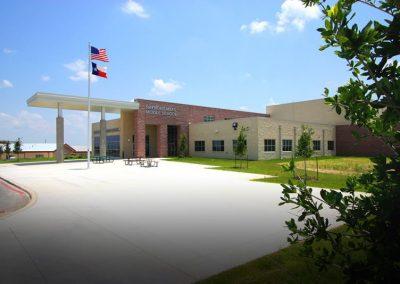 Raymond Mays Middle School Exterior 2