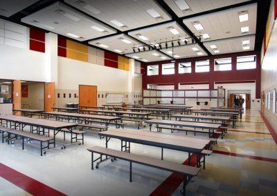 Raymond Mays Middle School Interior 1