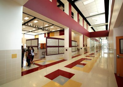 Raymond Mays Middle School Interior